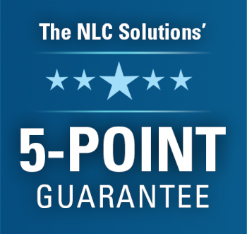5-Point Satisfaction Guarantee