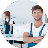Family Owned Small Business Commercial Cleaning