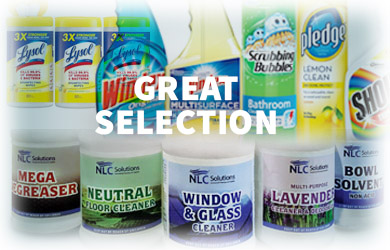 Full Inventory of Affordable Cleaning Supplies For Your Business
